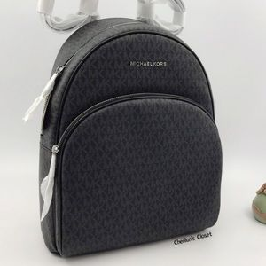 NWT Michael Kors LG Backpack